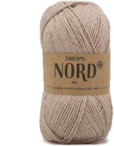 Drops Nord Mix 07 Light Beige