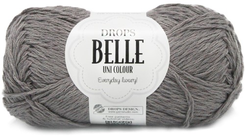 Drops Belle Uni Colour 07 Zinc