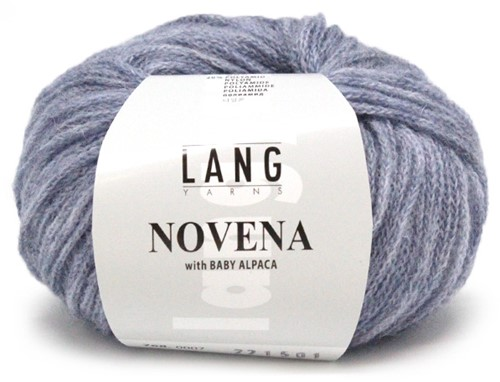 Lang Yarns Novena 7 Light Purple