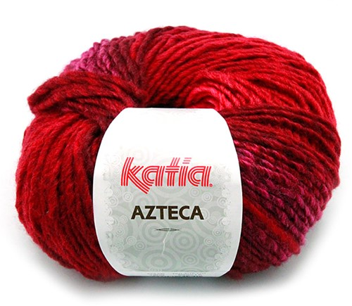Katia Azteca 809 Red