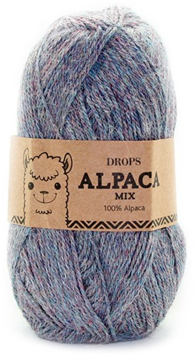 Drops Alpaca Mix 8120 Denim Green