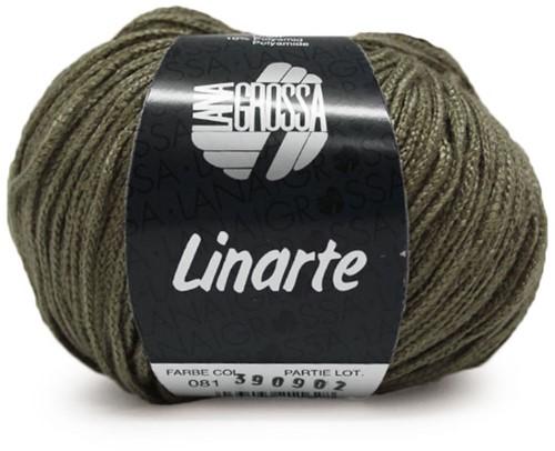 Lana Grossa Linarte 81 Khaki