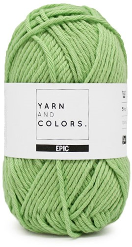 Yarn and Colors Epic 081 Lettuce