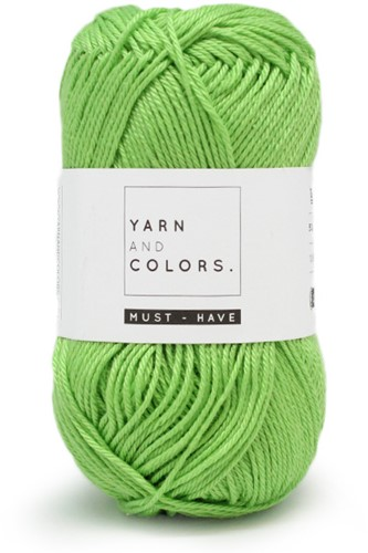 Yarn and Colors Must-have 082 Grass