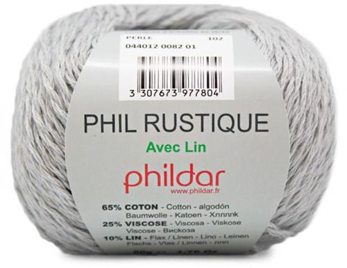 Phildar Phil Rustique 82 Perle