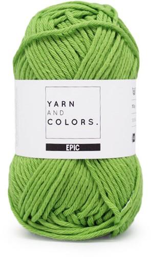 Yarn and Colors Epic 083 Peridot