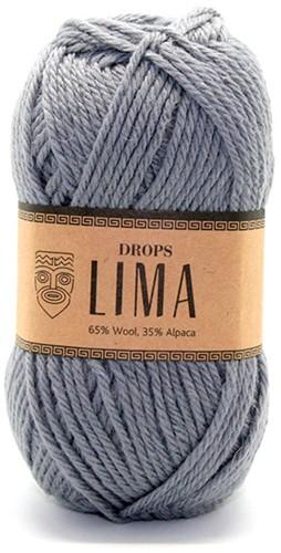 Drops Lima Uni Colour 8465 Grey