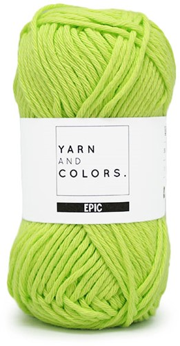 Yarn and Colors Epic 084 Pistachio