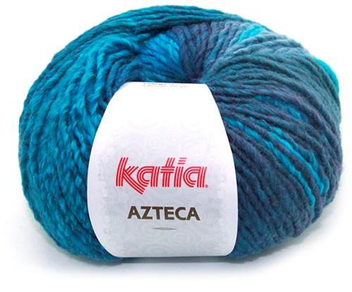 Katia Azteca 851 Blue