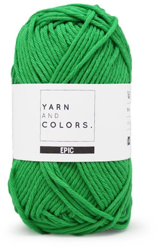 Yarn and Colors Epic 086 Peony Leaf