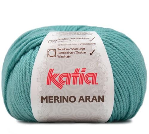 Katia Merino Aran 86 Water blue