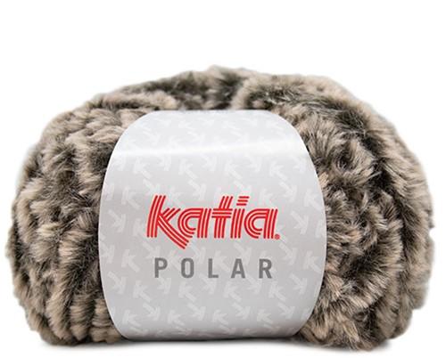 Katia Polar 86 Fawn brown