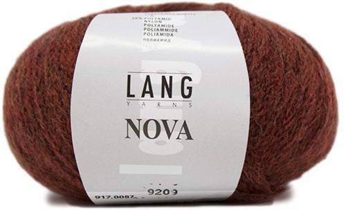 Lang Yarns Nova 87 Brick