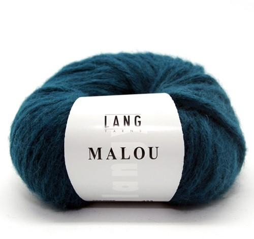 Lang Yarns Malou 88 Dark Blue