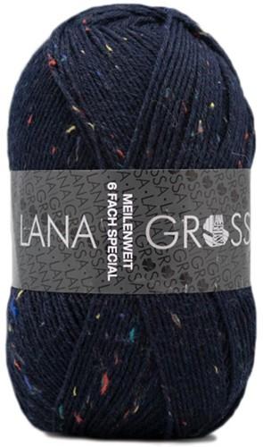 Lana Grossa Meilenweit 6-Fach 150 Tweed 8816