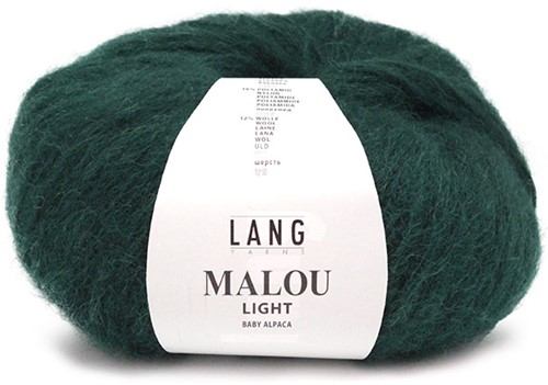 Lang Yarns Malou Light 88 Petrol