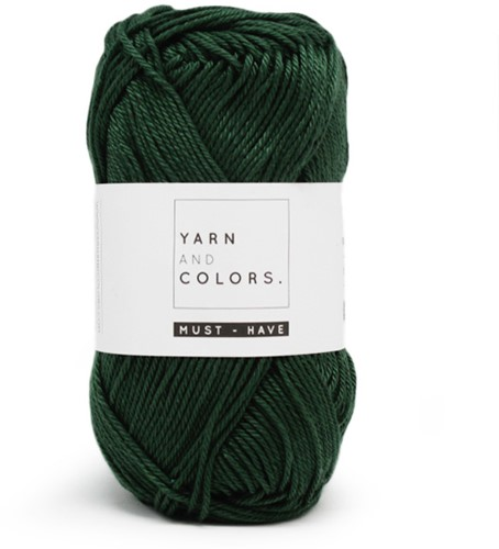Yarn and Colors Must-have 088 Forest