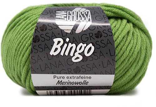 Lana Grossa Bingo 88 Apple Green