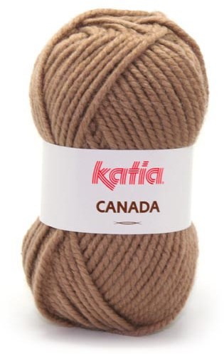 Katia Canada 8 Light brown