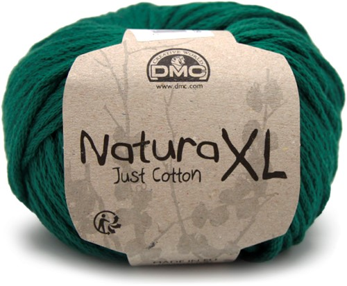 DMC Natura XL 08 Dark Green