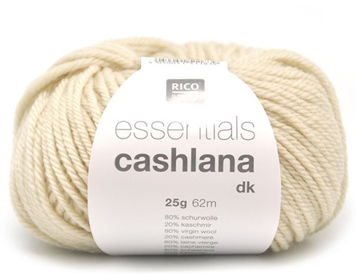 Rico Essentials Cashlana 8 Nature