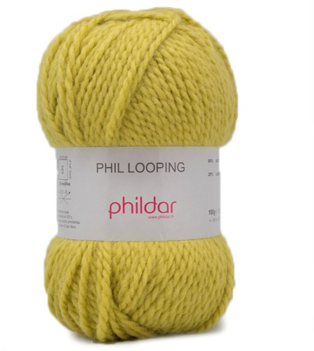 Phildar Phil Looping 1298 Colza