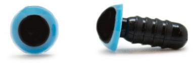 Safety Eyes Blue 8mm per pair