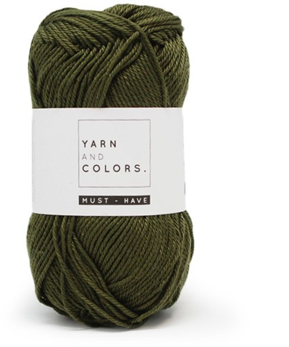 Yarn and Colors Must-have 091 Khaki