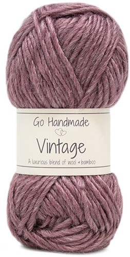 Go Handmade Vintage 91 Dark Lavender