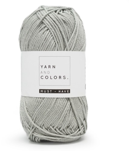 Yarn and Colors Must-have 093 Cold Green