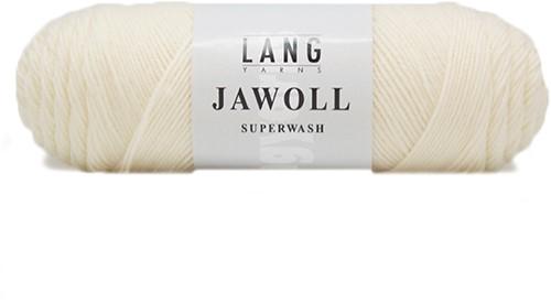 Lang Yarns Jawoll Superwash 94 Offwhite