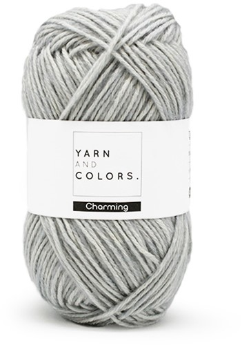 Cuddly Dog Max Crochet Kit 1 Grey