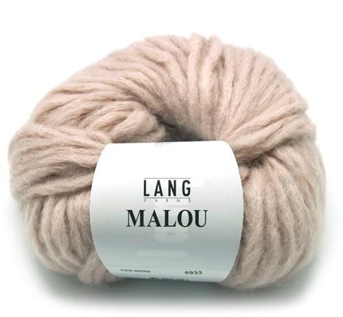 Lang Yarns Malou 96 Sand/Rose