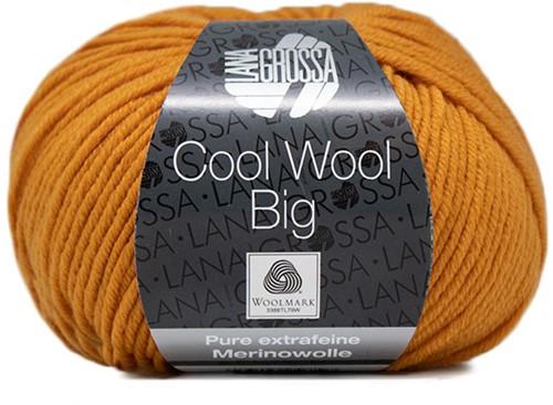 Lana Grossa Cool Wool Big 974 Yellow / Orange