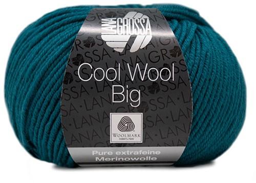 Lana Grossa Cool Wool Big 979 Dark Petrol