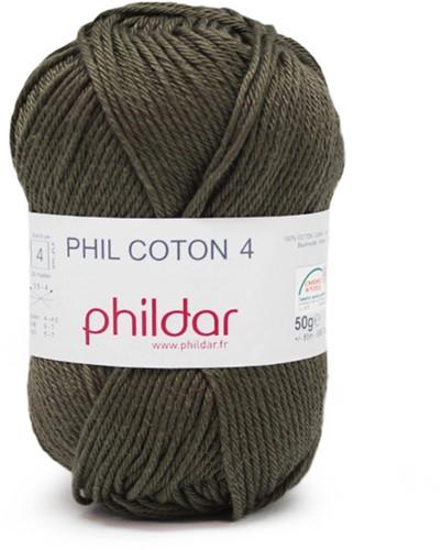 Gratis patroon | Phil Coton 4 van Phildar | herentrui