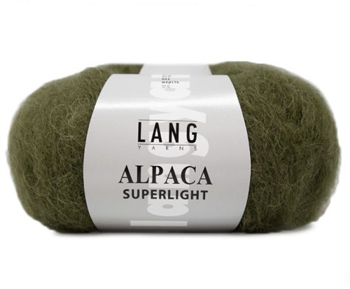 Lang Yarns Alpaca Superlight 098