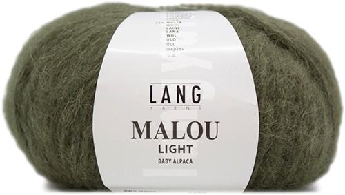 Lang Yarns Malou Light 98 Olive