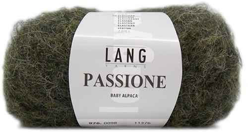 Lang Yarns Passione 98 Olive