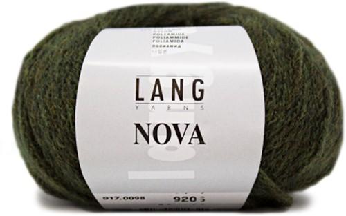 Lang Yarns Nova 98 Olive