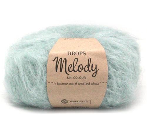 Drops Melody Uni Colour 09 Light-sea-green