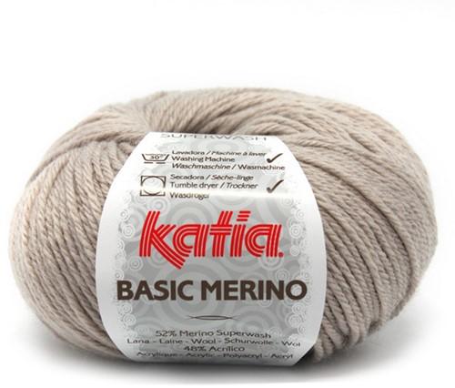 Katia Basic Merino 9 Light grey