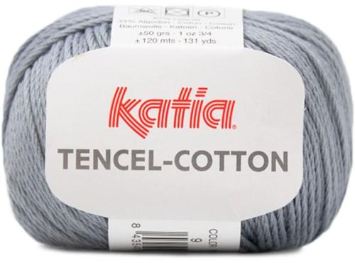 Katia Tencel-Cotton 029 Aqua Blue