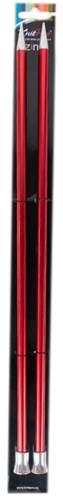 KnitPro Zing Knitting Needles 40cm 9mm