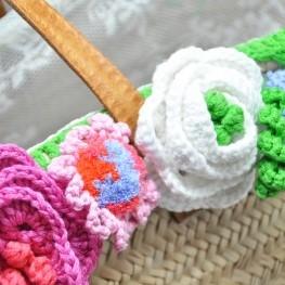 Crochet pattern Flowers