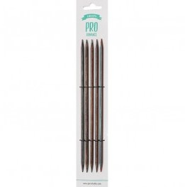 Drops Pro Romance Double Pointed Needles 20cm 5,0mm