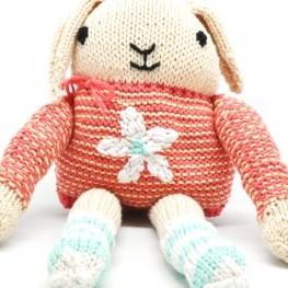 Knitting pattern Organico rabbit