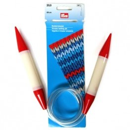 Prym Circular Knitting Needles 80cm 20mm