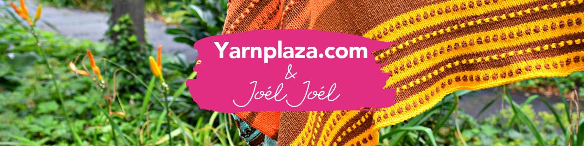 Yarnplaza & Joél Joél – handmade 4 friends