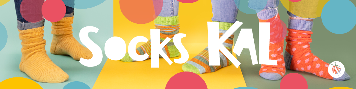 Learn to knit socks with our free sock knitting course   Join here!